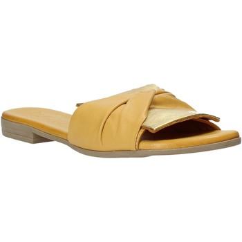 Skor Dam Tofflor Bueno Shoes 9L2735 Gul