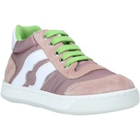 Skor Barn Sneakers Falcotto 2014149 01 Rosa