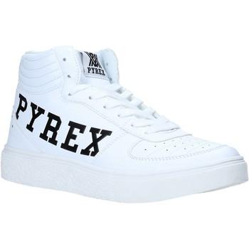 Skor Dam Höga sneakers Pyrex PY020207 Vit