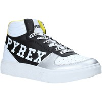 Skor Dam Höga sneakers Pyrex PY020207 Svart
