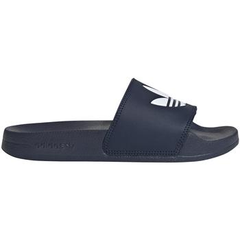 Skor Barn Flipflops adidas Originals FU9178 Blå