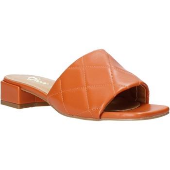 Skor Dam Tofflor Grace Shoes 971Y001 Orange