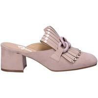 Skor Dam Träskor Grace Shoes 1939 Rosa