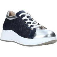 Skor Dam Sneakers Comart 5C3427 Blå