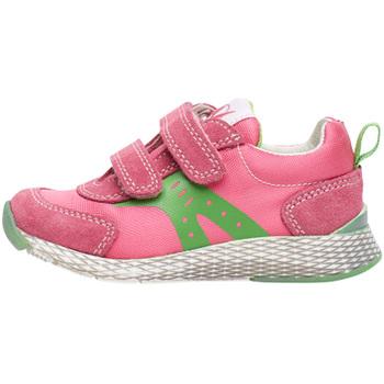 Skor Flickor Sneakers Naturino 2014902 01 Rosa