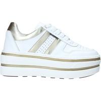 Skor Dam Sneakers Exton 1505 Vit