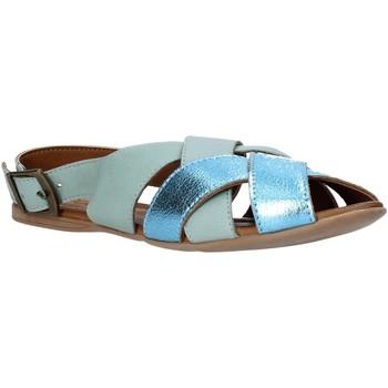 Skor Dam Sandaler Bueno Shoes 9J2103 Blå