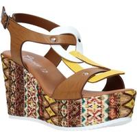 Skor Dam Sandaler Grace Shoes 09 Brun