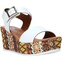 Skor Dam Sandaler Grace Shoes 06 Vit