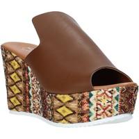 Skor Dam Tofflor Grace Shoes 11 Brun