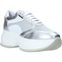 Skor Dam Sneakers Exton 1575 Silver