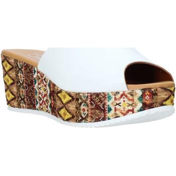 Skor Dam Tofflor Grace Shoes 10 Vit