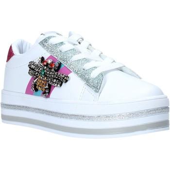 Skor Flickor Sneakers Sweet Years S20-SSK416 Vit