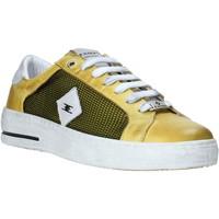 Skor Herr Sneakers Exton 177 Gul