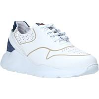 Skor Herr Sneakers Exton 237 Vit