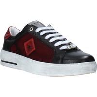 Skor Herr Sneakers Exton 177 Svart