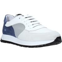 Skor Herr Sneakers Exton 741 Vit