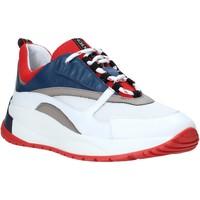 Skor Herr Sneakers Exton 291 Vit