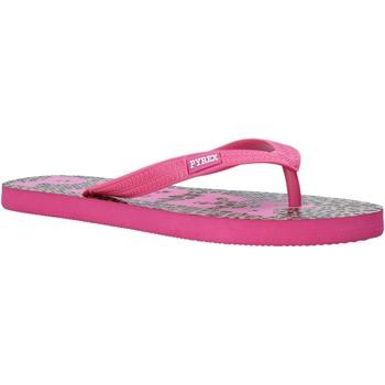 Skor Dam Flip-flops Pyrex PY020164 Rosa