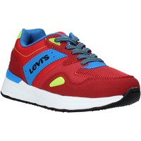 Skor Barn Sneakers Levi's VBOS0010T Röd