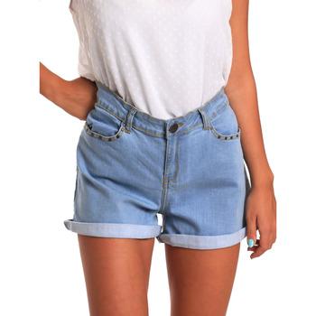 textil Dam Shorts / Bermudas Smash S1871408 Blå