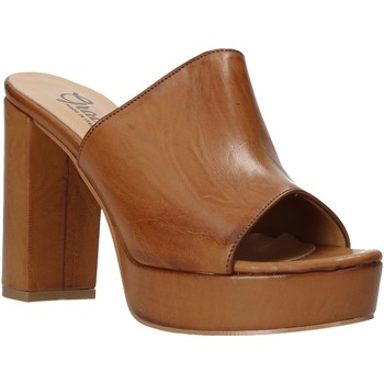 Skor Dam Tofflor Grace Shoes 492PL008 Brun