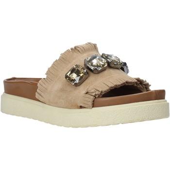 Skor Dam Tofflor Bueno Shoes CM2217 Beige