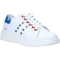 Skor Barn Sneakers Holalà HS0064L Vit