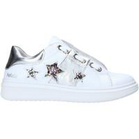 Skor Flickor Sneakers Holalà HS0065L Vit