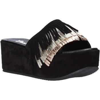 Skor Dam Tofflor Grace Shoes C21 Svart