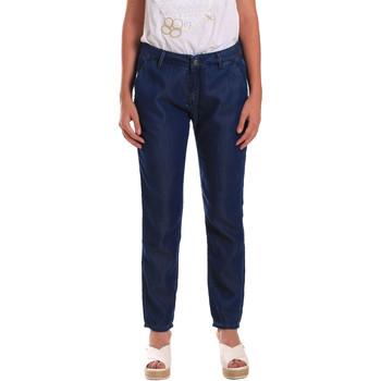 textil Dam Jeans Gaudi 811BD26028 Blå