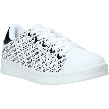 Skor Barn Sneakers U.s. Golf S20-SUK621 Vit