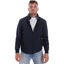textil Herr Vindjackor Les Copains 9UB082 Blå