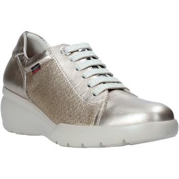 Skor Dam Sneakers CallagHan 19201 Guld