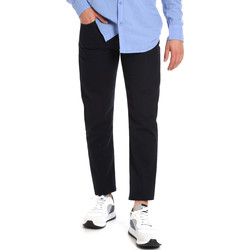 textil Herr Chinos / Carrot jeans Les Copains 9U3021 Blå