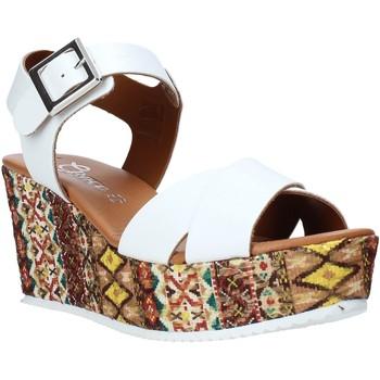 Skor Dam Sandaler Grace Shoes 13 Vit