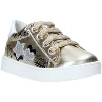 Skor Flickor Sneakers Falcotto 2014628 02 Guld