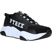Skor Herr Sneakers Pyrex PY020206 Svart