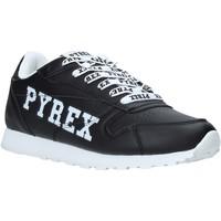 Skor Dam Sneakers Pyrex PY020235 Svart