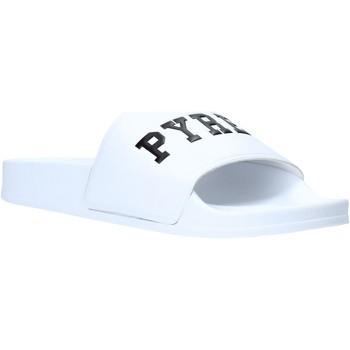 Skor Dam Flipflops Pyrex PY020169 Vit