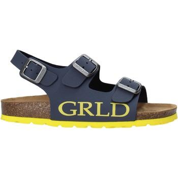 Skor Barn Sandaler Grunland SB1516 Blå