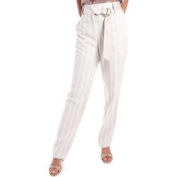 textil Dam Chinos / Carrot jeans Fracomina FR20SM565 Beige