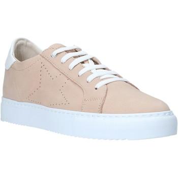 Skor Dam Sneakers Grunland SC4939 Rosa