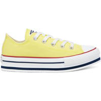 Skor Barn Sneakers Converse 668283C Gul