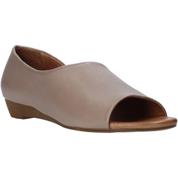 Skor Dam Sandaler Bueno Shoes J1605 Grå