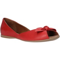 Skor Dam Ballerinor Bueno Shoes N0712 Röd