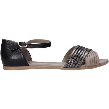 Skor Dam Sandaler Bueno Shoes N0734 Svart
