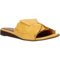Skor Dam Tofflor Bueno Shoes N1908 Gul