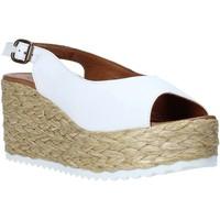 Skor Dam Sandaler Bueno Shoes N3603 Vit