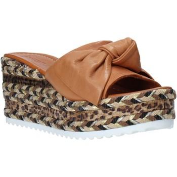 Skor Dam Tofflor Bueno Shoes N3604 Brun